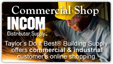 Commercial Shop INCOM