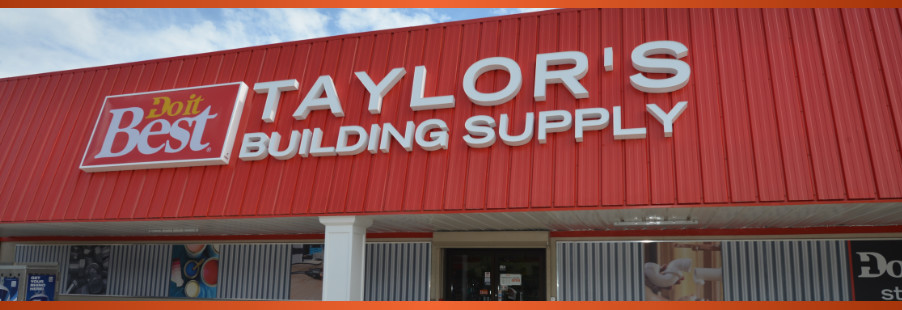 Taylor's Building Supply Eastpoint Florida