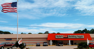 Taylor's Do It Best Building Center located in Eastpoint, Florida